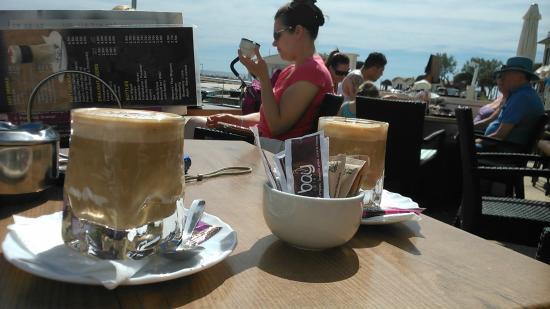 Smithy's Restaurant : Cappuccino
