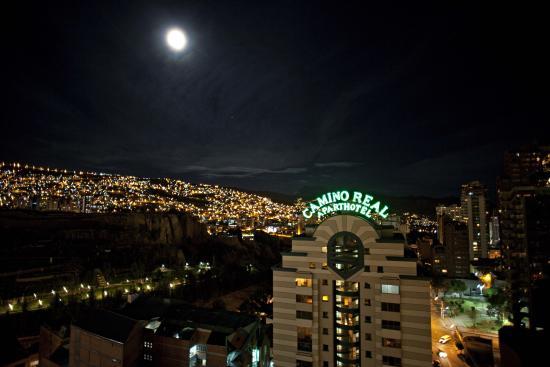 Camino Real Aparthotel & Spa: Vista del hotel