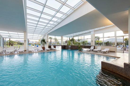 Ristorante Leonardo da Vinci : piscina interna