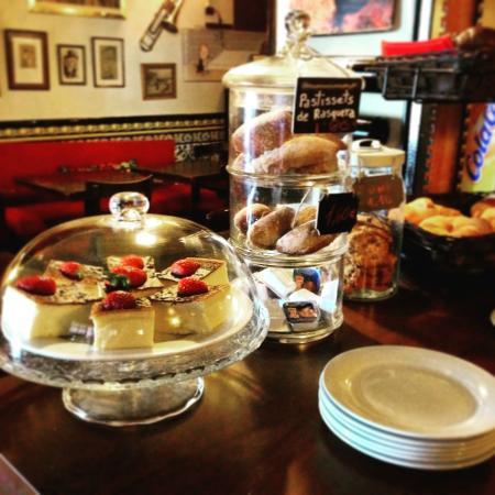 La Taverneta : Esmorzars, breakfast