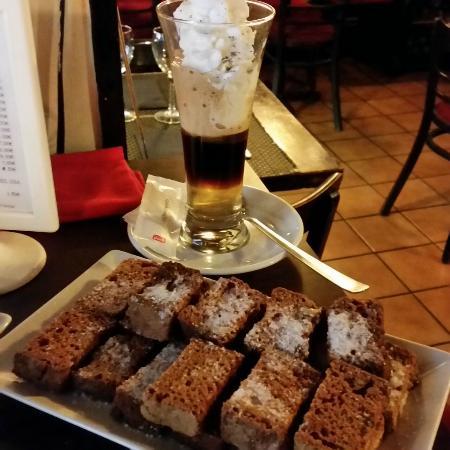 La Taverneta : Cafe irlandes, irish coffe