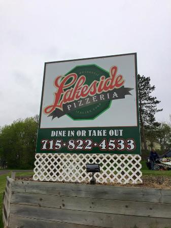 Cumberland, WI: Outdoor Signage