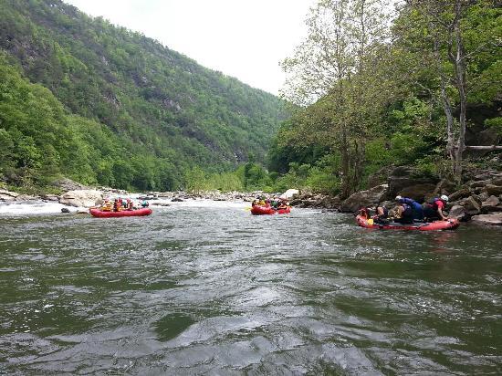 Cherokee Adventures-billede
