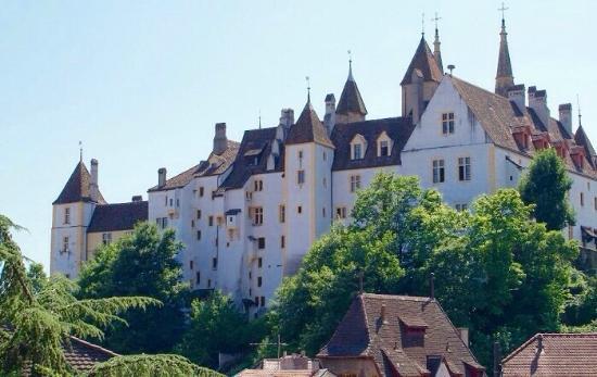 Chateau de Neuchatel