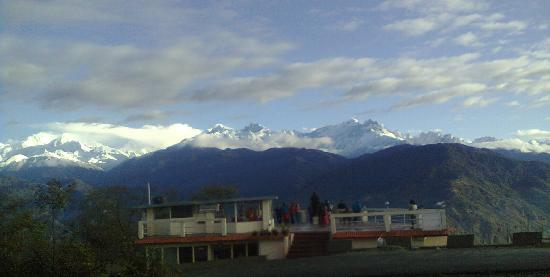 The best view ever watched!Thanx Floret Pelling!