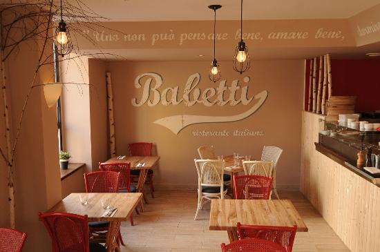 Babetti Pizza & Pasta Centrum