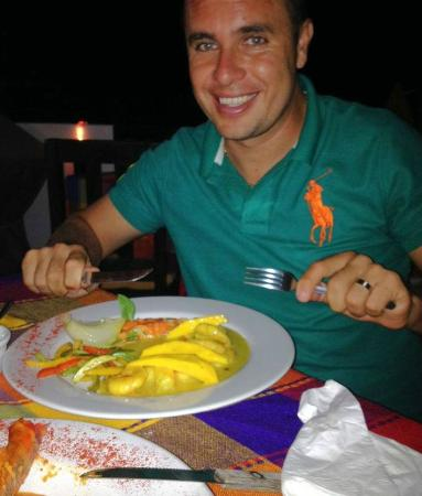 La Parrilla de Juan: Camarones / Shrimp