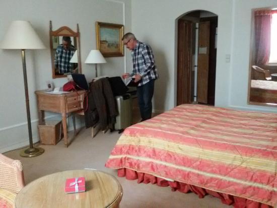 Hotel Manos Stéphanie: Chambre
