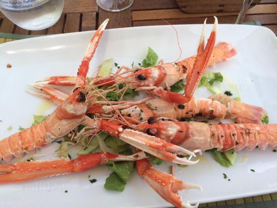 Best lunch ever - Picture of Il Pirata Restaurant, Praiano ...