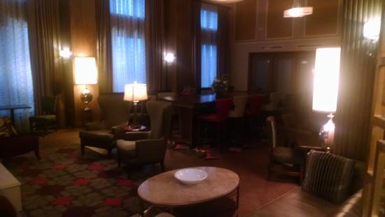 Hampton Inn and Suites Munster: Dining Room