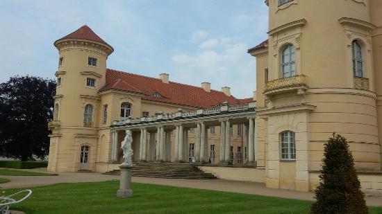 Brandenburg, Deutschland: Schloss Rheinsberg. Friedrichs Jugendschloss.