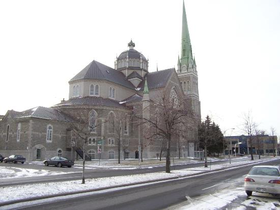 Co-Cathedral of Saint-Antoine-De-Padoue