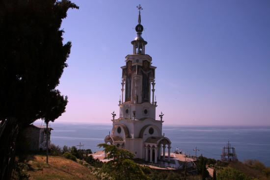 Saint Nicholas Temple-Lighthouse
