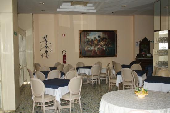Hotel Posta: salle à manger