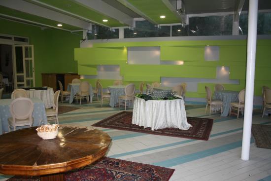 Hotel Posta: une autre salle de repas