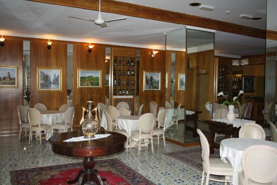 Hotel Posta: l'un des salons