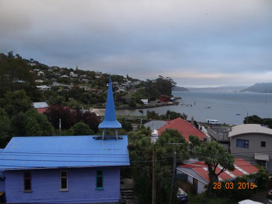 Harbour Lights Homestay Bed and Breakfast: Lovely view