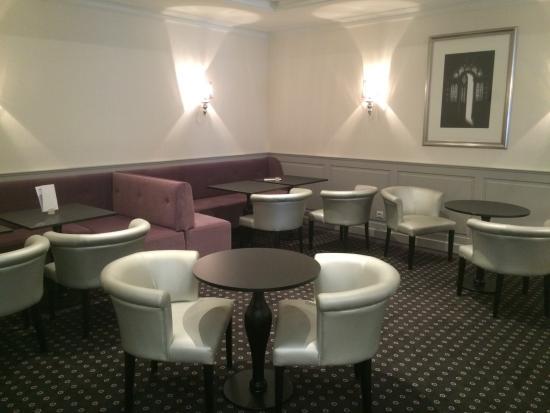 Hotel Esplanade Eden : Bar area