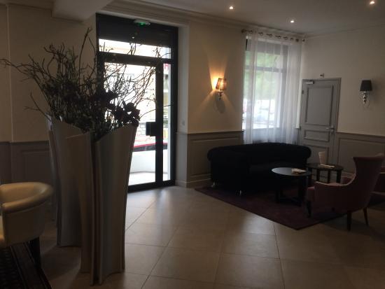 Hotel Esplanade Eden : Lobby area