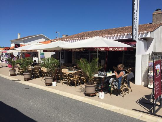 La Grand Voile La Faute Sur Mer Restaurant Reviews