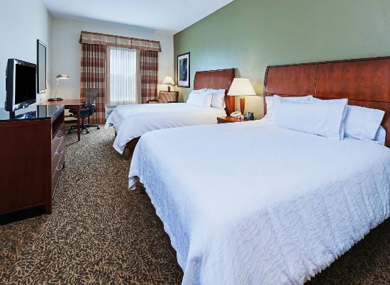 Hilton Garden Inn Corpus Christi: Hotel Room with Queen Beds