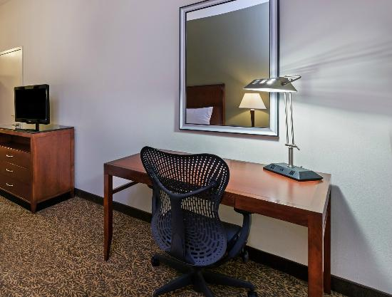 Hilton Garden Inn Corpus Christi: Hotel Room Work Desk