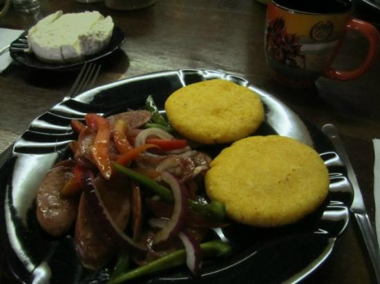 Casa Pedro: Panamanian Breakfast by Marilin