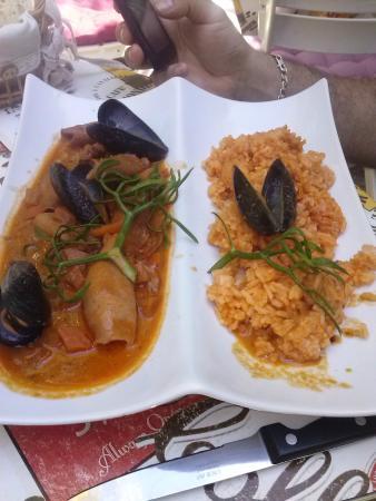 Bar de la marine saint mandrier sur mer restaurant for Restaurant st mandrier