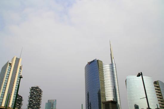 Torri Garibaldi: Skyline