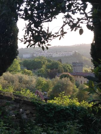 B&B Ponte di Certosa: Countryside view