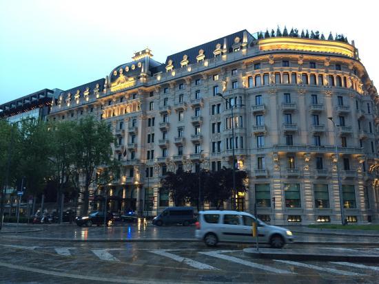 Shiseido spa milan foto di excelsior hotel gallia a for Luxury hotel milano