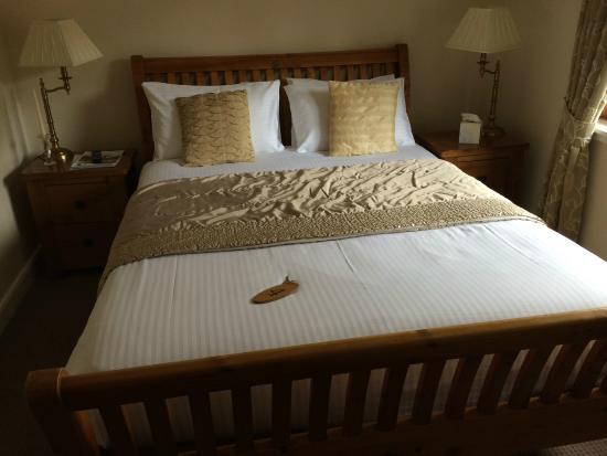 Westcourt Bed & Breakfast: bedroom