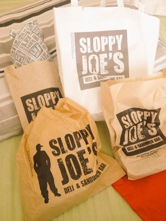 Sloppy Joes Deli: Brunch...