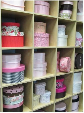Sarah's Hat Boxes