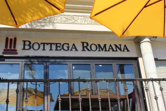 Bottega Romana Italian Restaurant Best Near Palos Verdes