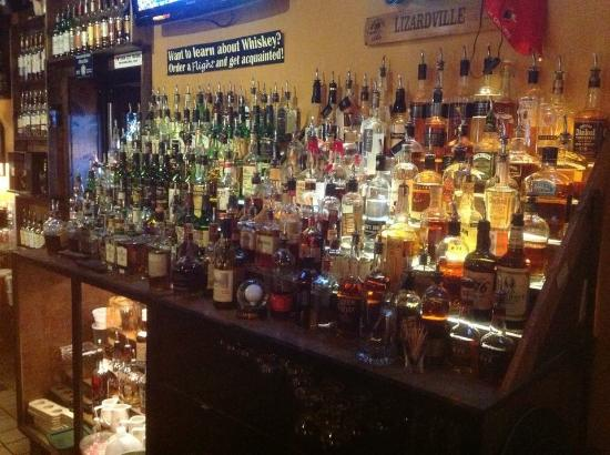 Bedford Heights, OH: Close to 300 whiskys
