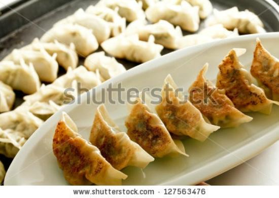 China River: Pan Fried Dumpling