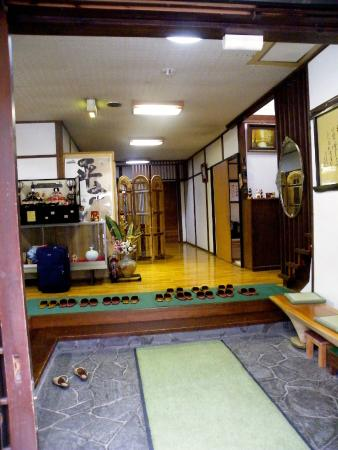Umeyashiki Kairakuen: The entrance