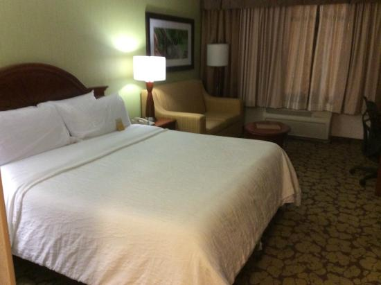 Hilton Garden Inn Hartford South/Glastonbury : Double room
