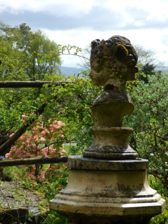 Ascog Hall Gardens and Victorian Fernery : View towards the bay