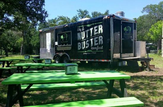 Nutter Buster BBQ & Comfort