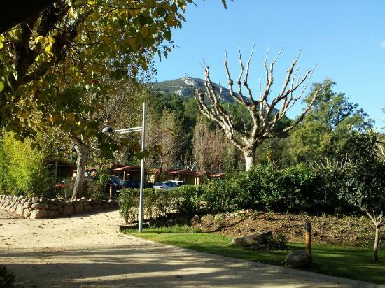 Bassegoda Park: entrada