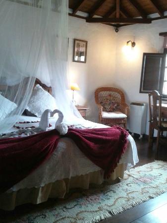 Finca Las Llanadas : Dormitorio