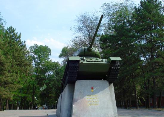 General Pushkin Memorial