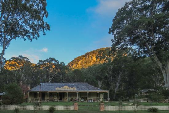 Newnes Hotel Cabins 2018 Prices Amp Reviews Wolgan Valley