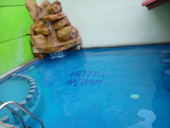Hotel Roma : para quitar el estres
