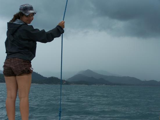 Andaman Sea Club Sailing Charters: Ma doudou
