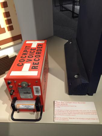 National Electronics Museum : Black box recorder is a much needed engineering achievement