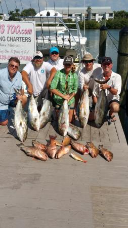 Jawstoo Fishing Charters