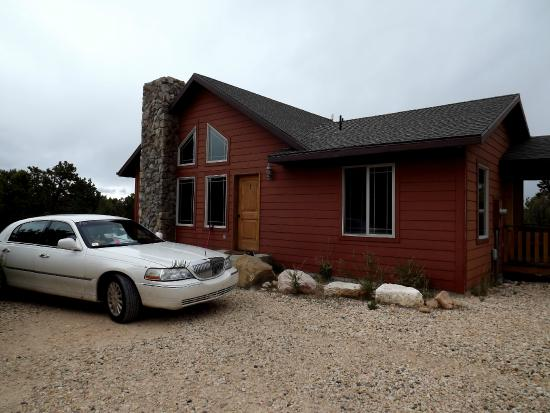 Stone Canyon Inn : Princess and the cottage
